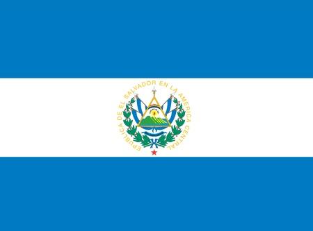bandera de el salvador: bandera nacional de el salvador país. mundial El Salvador papel tapiz de fondo