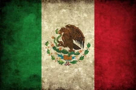 bandera mexicana: bandera nacional del país de México. mundo México papel tapiz de fondo