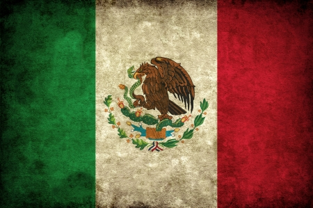 mexican flag: national flag of Mexico country. world Mexico background wallpaper