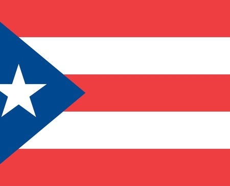 puerto rican flag: national flag of puerto rico country  world puerto rico background wallpaper