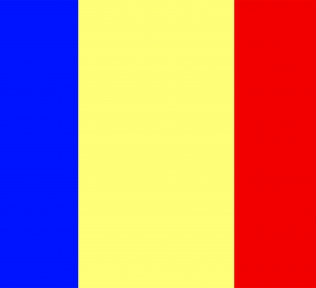 National Flag Of Romania Country World Romania Background Wallpaper