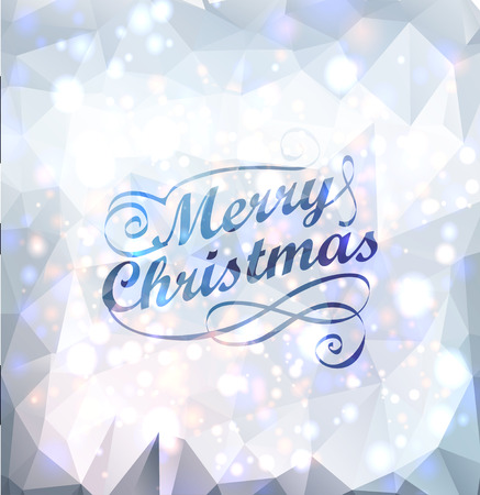 Merry christmas and happy New Year vector  luxury  background Vector