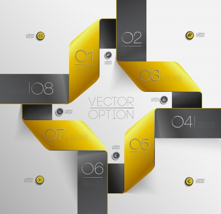 Design elements  for options Stock Vector - 23709105