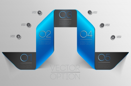 Design elements  for options Stock Vector - 23702666