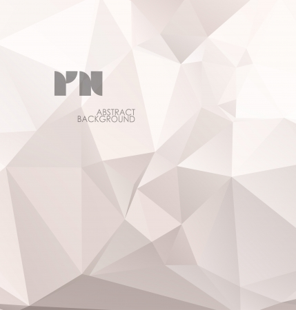 polygonal: Abstract geometrical background, polygonal design.