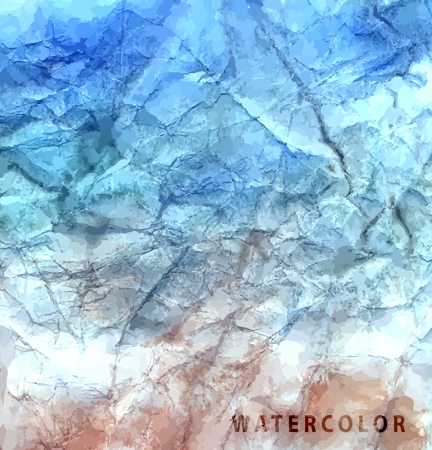abstract watercolor background Vettoriali
