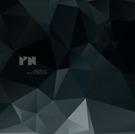 minimal: Abstract geometrical background, polygonal design.