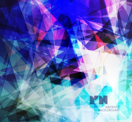 Abstract modern colorful  background photo