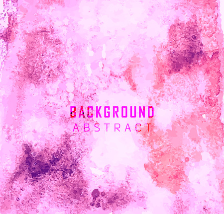 abstract watercolor background Illustration