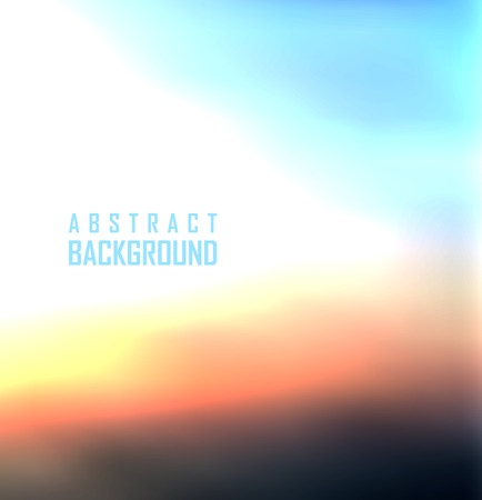 Abstract blur background. Shadows and blur background Vector