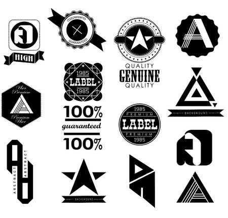 quality icon: Business design element  icon, three dimensional quality icon  with a lot of variety ideal for business , flayer and presentation.