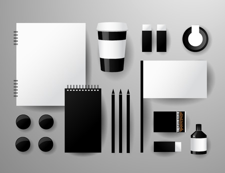 abstract business: Abstract business set