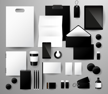 abstract business: Abstract  business set.