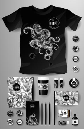 tentacles: pulpo; mar; tent�culos; mariscos