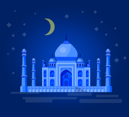 jehan: High quality, detailed most famous World landmark. Illustration