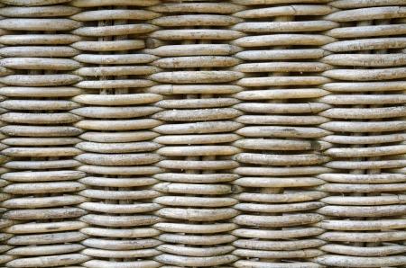 wickerwork: Detail of handmade wickerwork texture