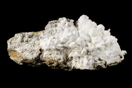aragonite: Rich sample of rare floss ferri type aragonite