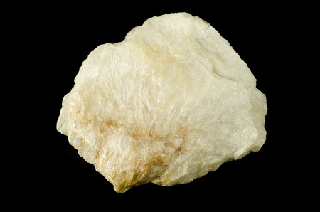 soapstone: Natural white talc (soapstone) mineral aggregate