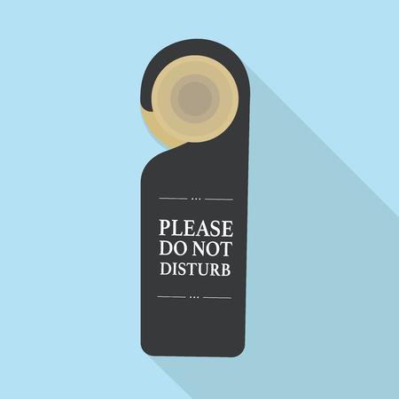 minibar: do not disturb card