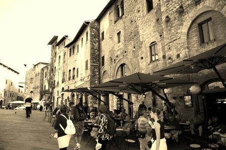 Sirena  Street, Italy