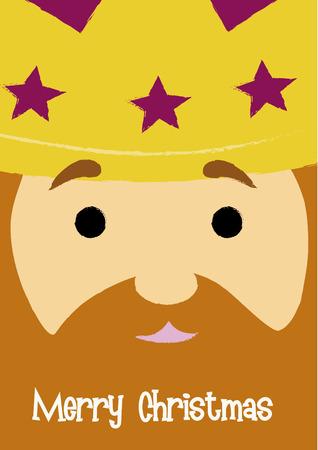 GASPAR KING Vector