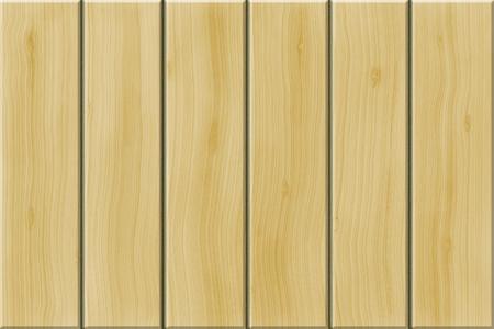 ベージュ木板