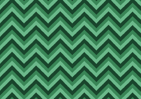 Green lines pattern with the shape of peaks