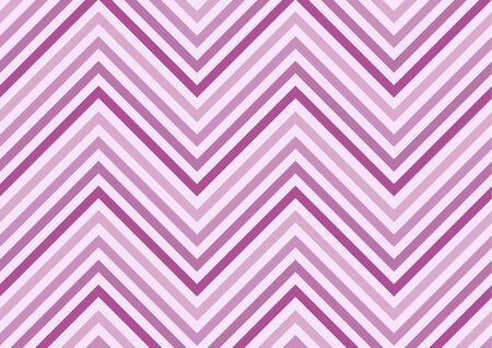 Purple lines pattern with the shape of peaks Ilustracja