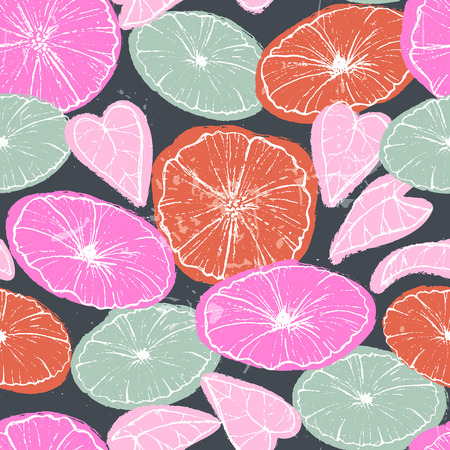Seamless pattern with beautiful gentle bindweeds. It can be used for greeting cards, birthday cards, wedding inwitations, wallpapers, textile, etc. Vector illustration Illustration