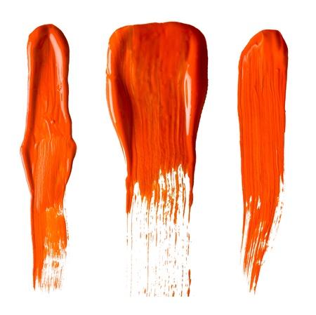 Orange Farbe Standard-Bild - 16573221