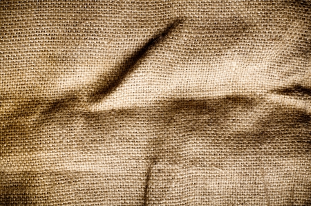 gunny:  Sacking fabric