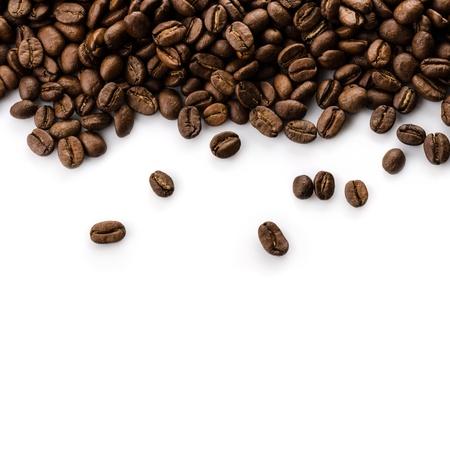 coffe bean: Chicchi di caff? Archivio Fotografico