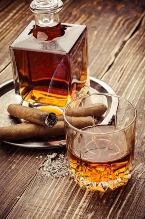 cigarro: Cognac Vintage