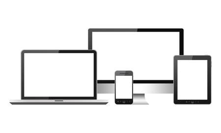 Tablet pc,mobile phone,notebook and computer