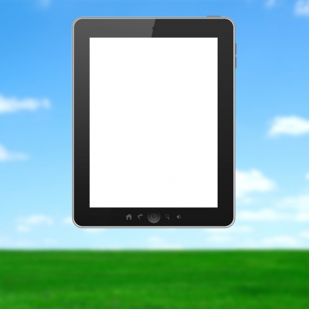 Tablet pc photo