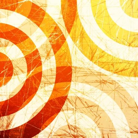 Geometric grunge background  photo