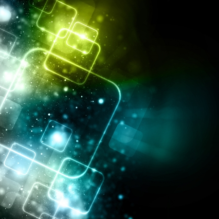 abstract technology background: Abstract background