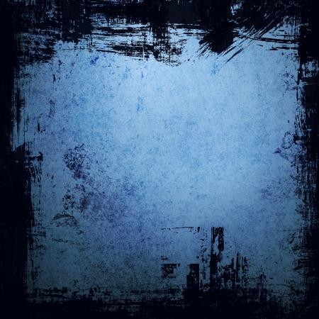 dark ages: Blue grunge background