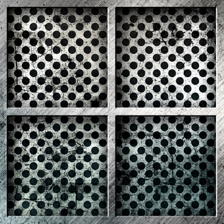Iron background Stock Photo - 20718480