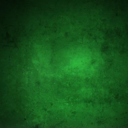 Grunge fond vert