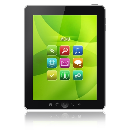 touchpad: Tablet pc
