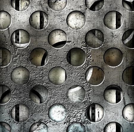 Iron background Stock Photo - 21160185