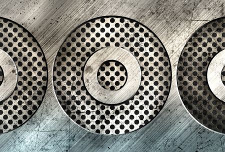Iron background Stock Photo - 21160190