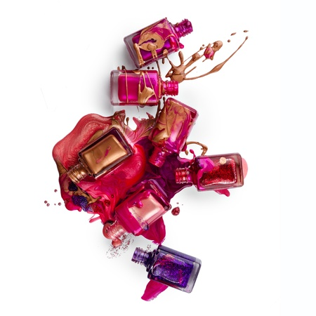 Nail polish Stock fotó
