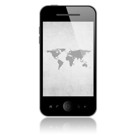 Mobile phone Stock Photo - 25093981