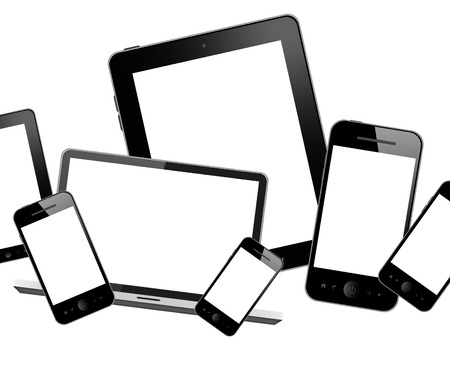 Dispositivos digitales modernos