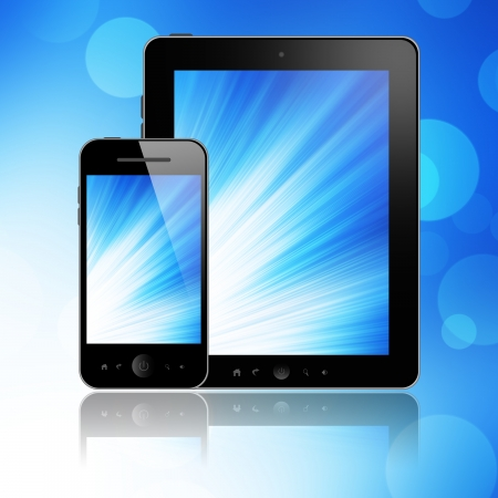 hone: Mobile hone and tablet pc