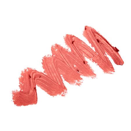 Lipstick isolated on white background  photo