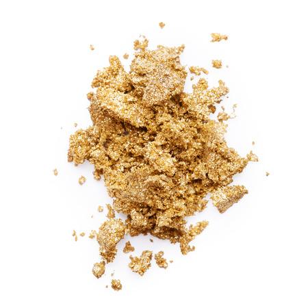 Goldenen Lidschatten Standard-Bild - 28311939