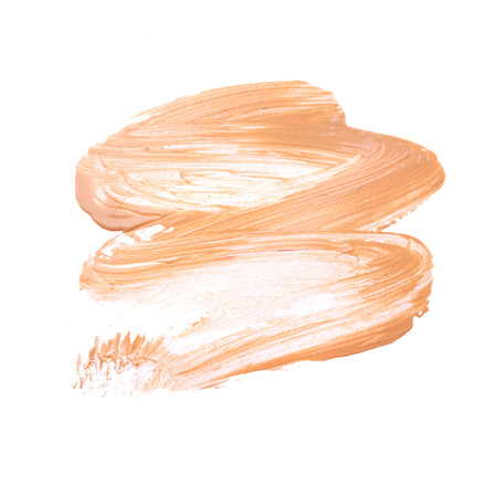 Sample of liquid foundation  photo